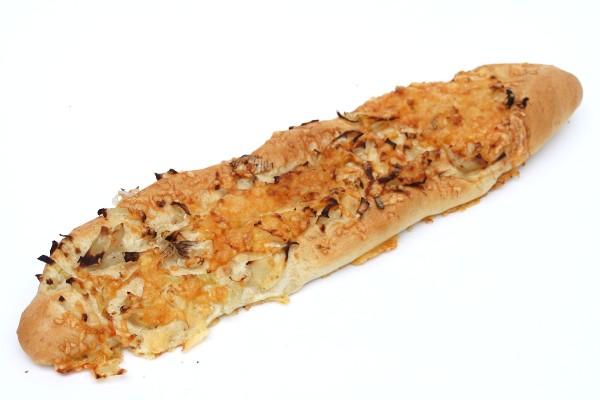 Kaas uien stokbrood (Rijk belegd): www.makkelijkerecepten.net/kaas-uien-stokbrood