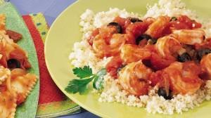 couscous garnalen