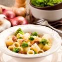 pasta kalkoen broccoli
