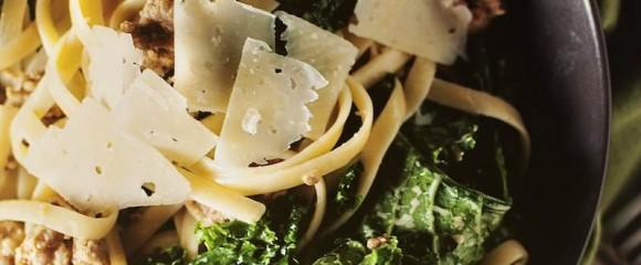 boerenkool-pasta